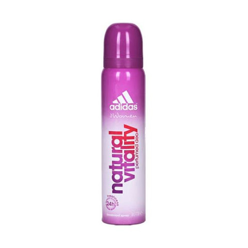 [I002163] Deo Body Spray Natural Vitality For Women | Adidas 150 ml