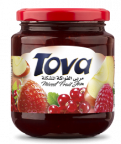 [I002435] Mixed Fruit Jam | Tova, 450 g