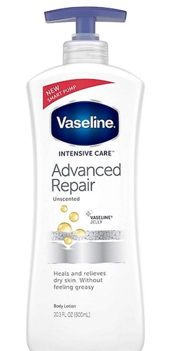 [I002521] Vaseline Intensive Care Advanced Repair Body Lotion 600ml