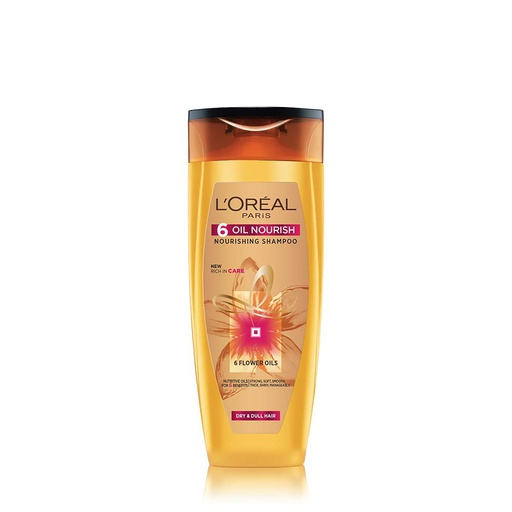 [I002899] Shampoo 6 Oil Nourish  | Loreal 175 ml