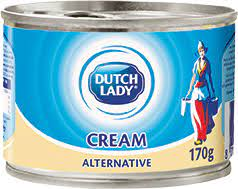 [I003070] Cream | Dutch Lady 170 g