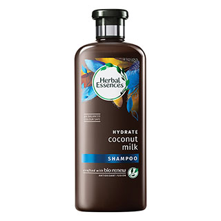 [I003093] Hydrate Coconut Milk Shampoo | Herbal Essences 400ml
