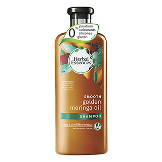 [I003094] Smooth Moringa Oil Shampoo | Herbal Essences 400ml