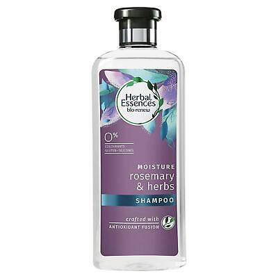 [I003097] Moisture Rosemary & Herbs Shampoo | Herbal Essences 400ml